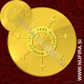2012 Slovenija 100 EUR (Olimpijska medalja)