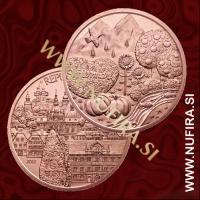 2012 Avstrija 10 EUR (Graz - Štajerska)