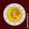 2012 Belgija 2 EUR (glasbeno tekmovanje)