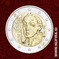 2012 Finska 2 EUR (Helene Schjerfbeck)