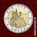 2012 Nemčija 2 EUR (Bayern)