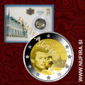2012 Luksemburg 2 EUR (Nadvojvoda), kartica