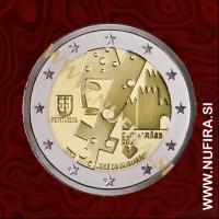 2012 Portugalska 2 EUR (Guimaraes)