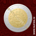 2012 Avstrija 2 EUR (10 let)
