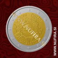 2012 Finska 2 EUR (10 let)