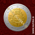 2012 Španija 2 EUR 10 let