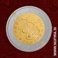 2013 Finska 2 EUR (150. obletnica parlamenta)
