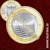 2013 Finska 5 EUR (Savonia)