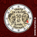 2013 Nemčija 2 EUR (Elysée) - A