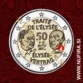 2013 Nemčija 2 EUR (Elysée) - D