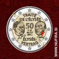 2013 Nemčija 2 EUR (Elysée) - F