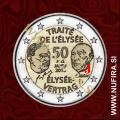 2013 Nemčija 2 EUR (Elysée) - J
