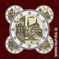 2013 Nemčija 2 EUR (Baden) - ADFGJ
