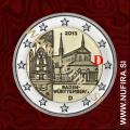2013 Nemčija 2 EUR (Baden) - D