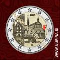 2013 Nemčija 2 EUR (Baden) - F