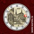2013 Nemčija 2 EUR (Baden) - G
