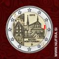 2013 Nemčija 2 EUR (Baden) - J