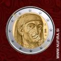 2013 Italija 2 EUR (Giovanni Boccaccio)
