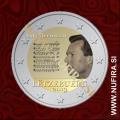 2013 Luksemburg 2 EUR (Himna)