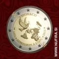 2013 Monako 2 EUR (Združeni narodi)