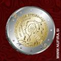 2013 Nizozemska 2 EUR (200 let kraljestva)