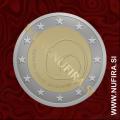 2013 Slovenija 2 EUR (Postojnska jama)