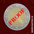 2013 Slovenija 2 EUR (Postojnska jama), PROOF