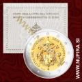 2013 Vatikan 2 EUR (Sede Vacante)