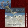 2014 Andorra BU SET (1c - 2 EUR)