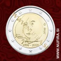 2014 Finska 2 EUR (Tove Jansson)