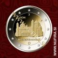 2014 Nemčija 2 EUR (Niedersachsen)
