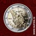 2014 Italija 2 EUR (Carabinieri)