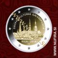 2014 Latvija 2 EUR (Riga)