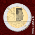 2014 Luksemburg 2 EUR (Samostojnost)