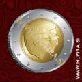 2014 Nizozemska 2 EUR (Dvojni portret)