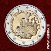2014 Portugalska 2 EUR (Družinsko kmetovanje)