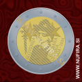 2014 Slovenija 2 EUR (Barbara Celjska)