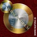 2014 Slovenija 3 EUR (Janez Puhar)