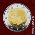 2014 Španija 2 EUR (Juan Carlos / Felipe VI)