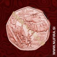 2015 Avstrija 5 EUR (Vojska)