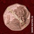 2015 Avstrija 5 EUR (Fledermaus)