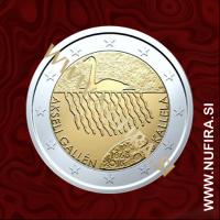 2015 Finska 2 EUR (Akseli Gallen-Kallela)
