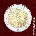 2015 Finska 2 EUR (Jean Sibelius)