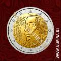 2015 Francija 2 EUR (Republika)
