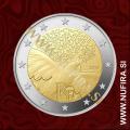 2015 Francija 2 EUR (Združeni narodi)