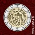 2015 Nemčija 2 EUR (Nemška enotnost)