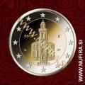 2015 Nemčija 2 EUR (Hessen)