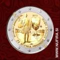2015 Grčija 2 EUR (Spyridon Louis)