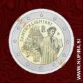 2015 Italija 2 EUR (Dante Alighieri)