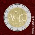 2015 Litva 2 EUR (Jezik)